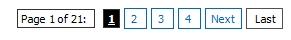 cara mengganti tulisan older post dengan angka