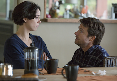 Rebecca Hall and Jason Bateman in The Gift (2015)