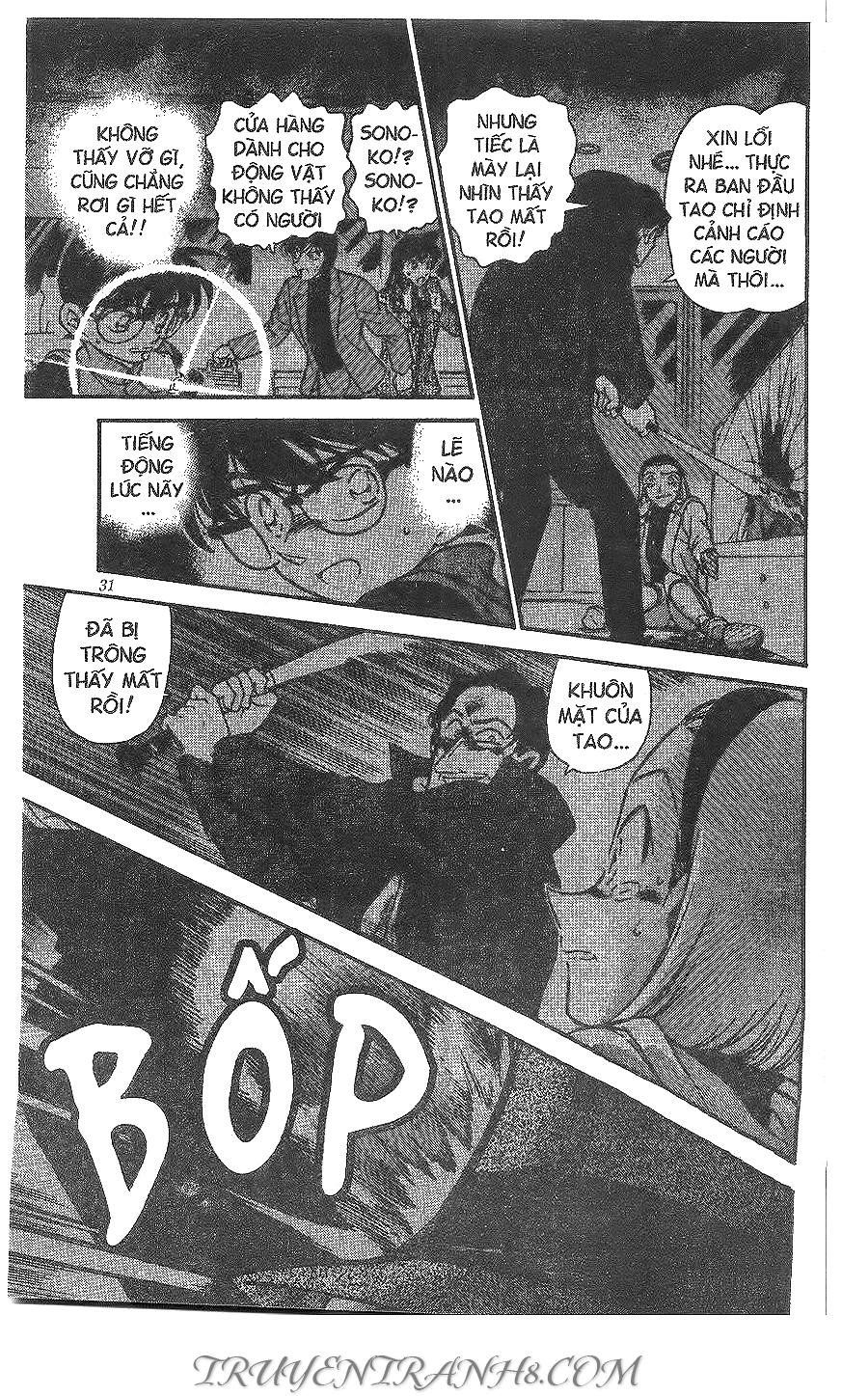 xem truyen moi - Conan chap 286