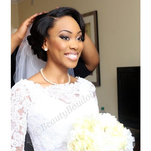 Photos From Tobi and Toyin Ashimolowo's Church Wedding