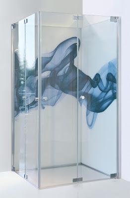cabine de dus sticla