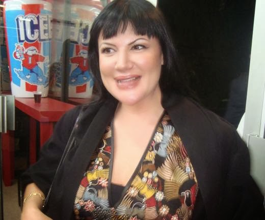 La actriz alejandra a valos revel 243 al portal de la revista tv notas