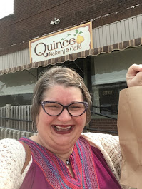 2019, Quince Cafe, Best Scones! Kidron, Oh