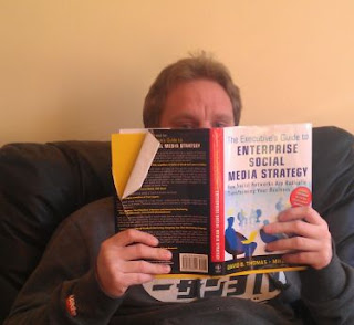 The executive's guide to enterprise social media book review
