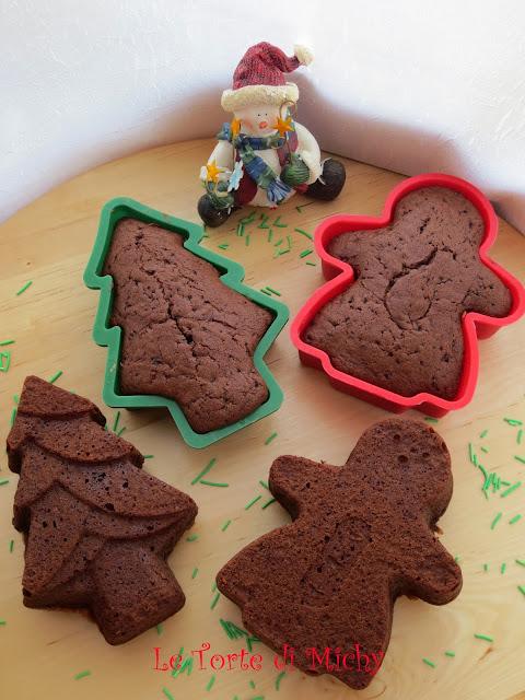 tortine morbide pan di zenzero natalizie