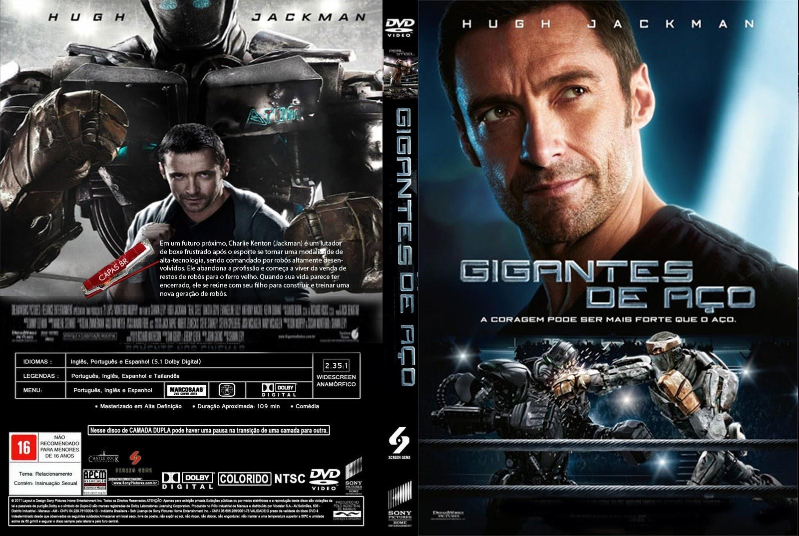 Download Gigantes de Aço BDRip XviD Dual Áudio GIGANTES DE A 25C3 2587O