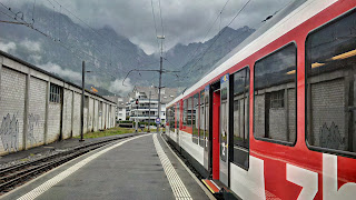 Engelberg railway station