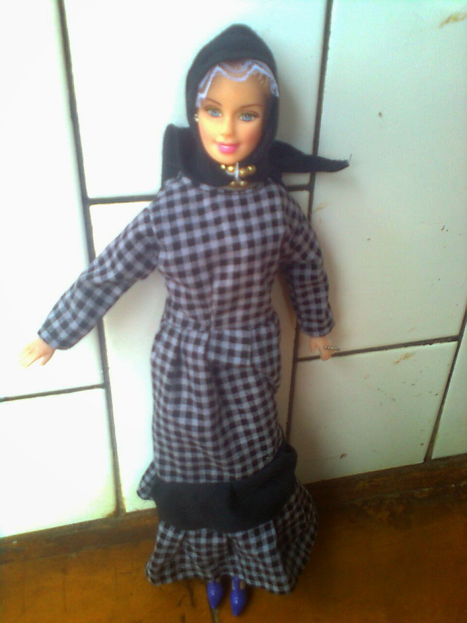 Download boneka barbie muslim gratis