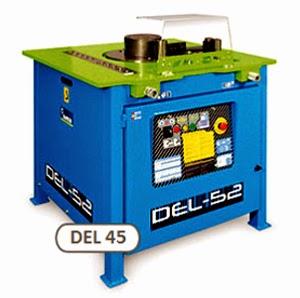 Máy uốn sắt SIMA DEL- 45