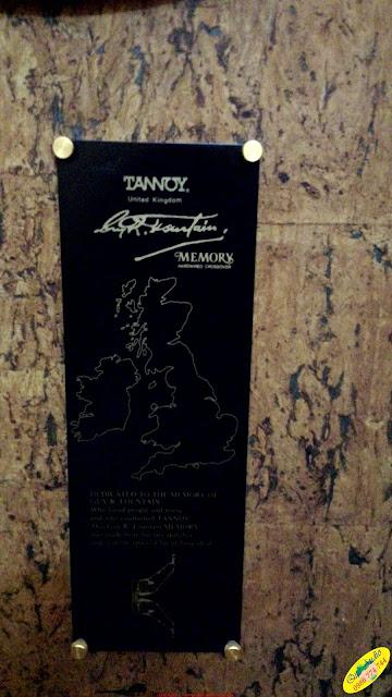 Loa Tannoy Memory HW - Made in United Kingdom