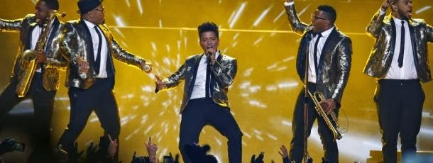 SUPER BOWL XLVIII Bruno Mars