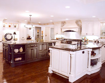 Kitchen Islands Designs