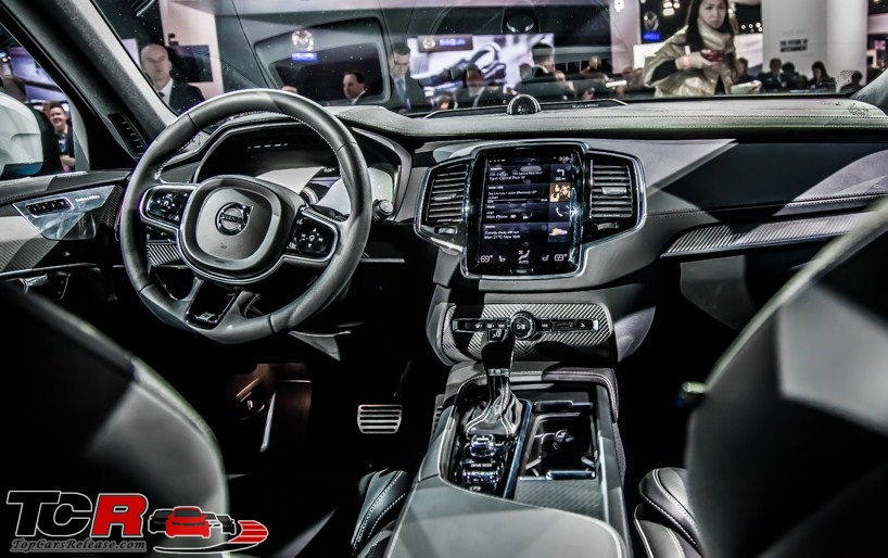 2016 Volvo XC90 Reviews In Canada | Top Cars Release