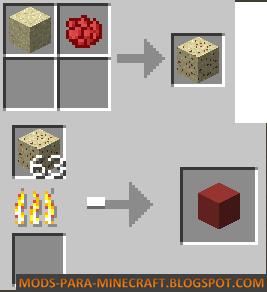 Как в майнкрафте сделать жёлтое стекло