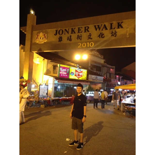 JONKER WALK MELAKA CLOSES AT 11PM