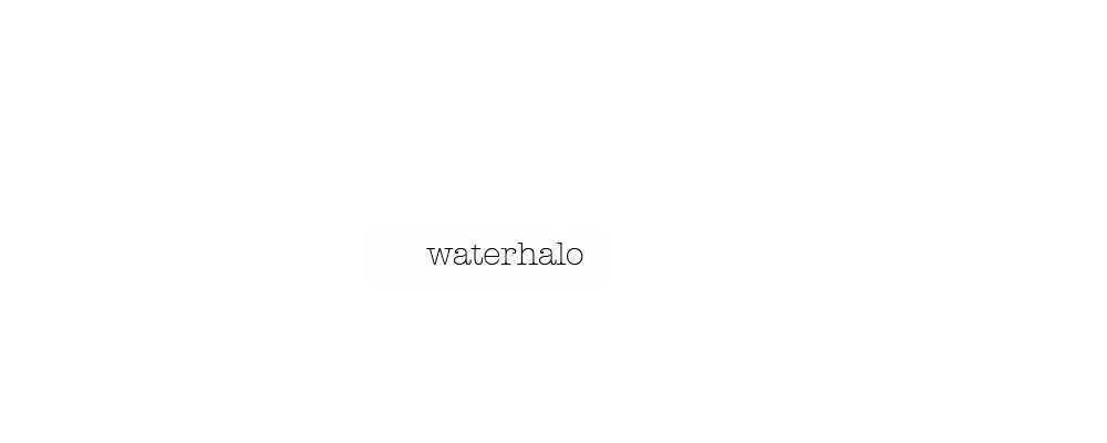 waterhalo