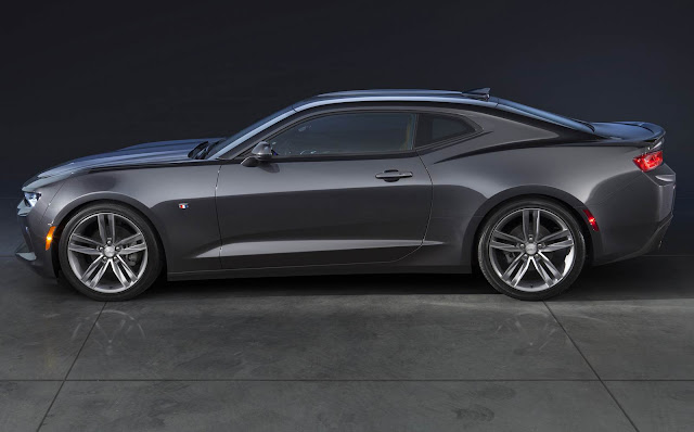 Novo Chevrolet Camaro SS 2016