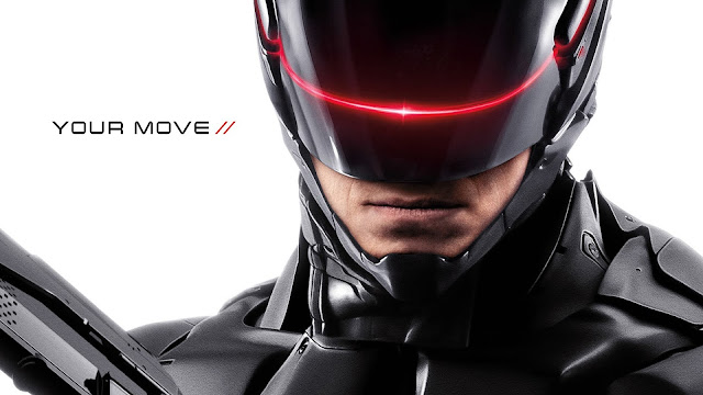 RoboCop 2014 HD Wallpaper
