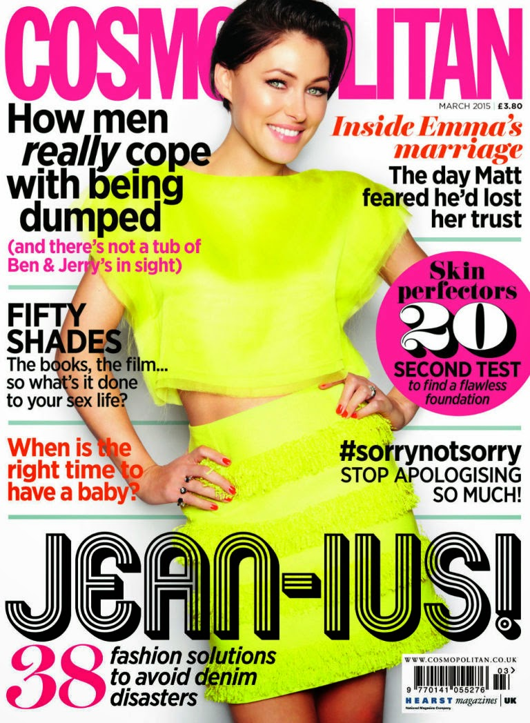 Television Presenter: Emma Willis for Cosmopolitan UK