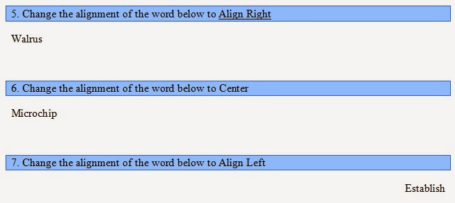 microsoft word testing questions