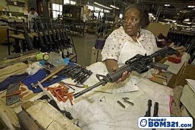 Kilang Senjata M-16