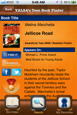 Teen lit fans, library staff, educators, parents and teen readers with Apple ...