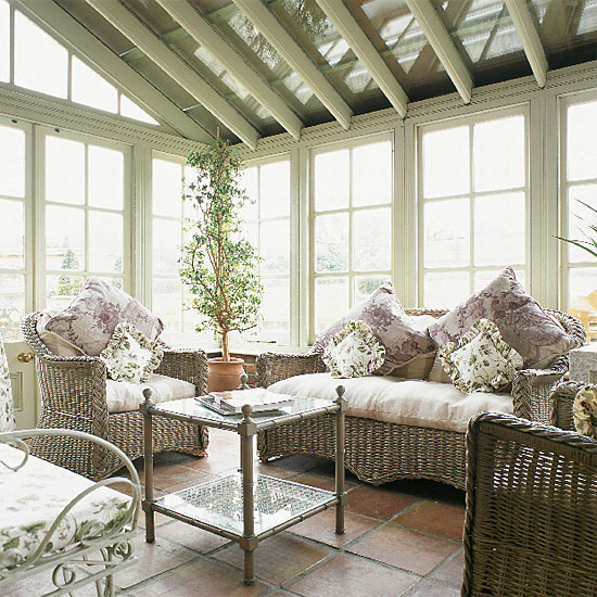 Victorian Conservatory Furniture
