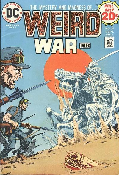 Weird War Tales #29