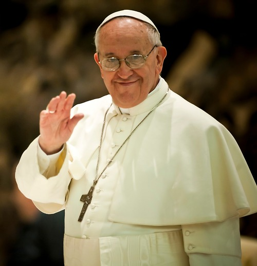 BIG BLUE WAVE: Esquire Magazine: Pope Francis is Awesome