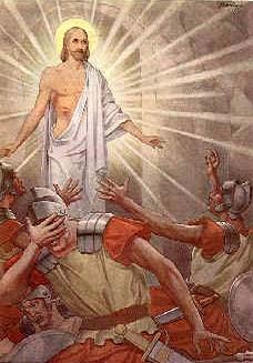 Imagen de Jesús resucitado