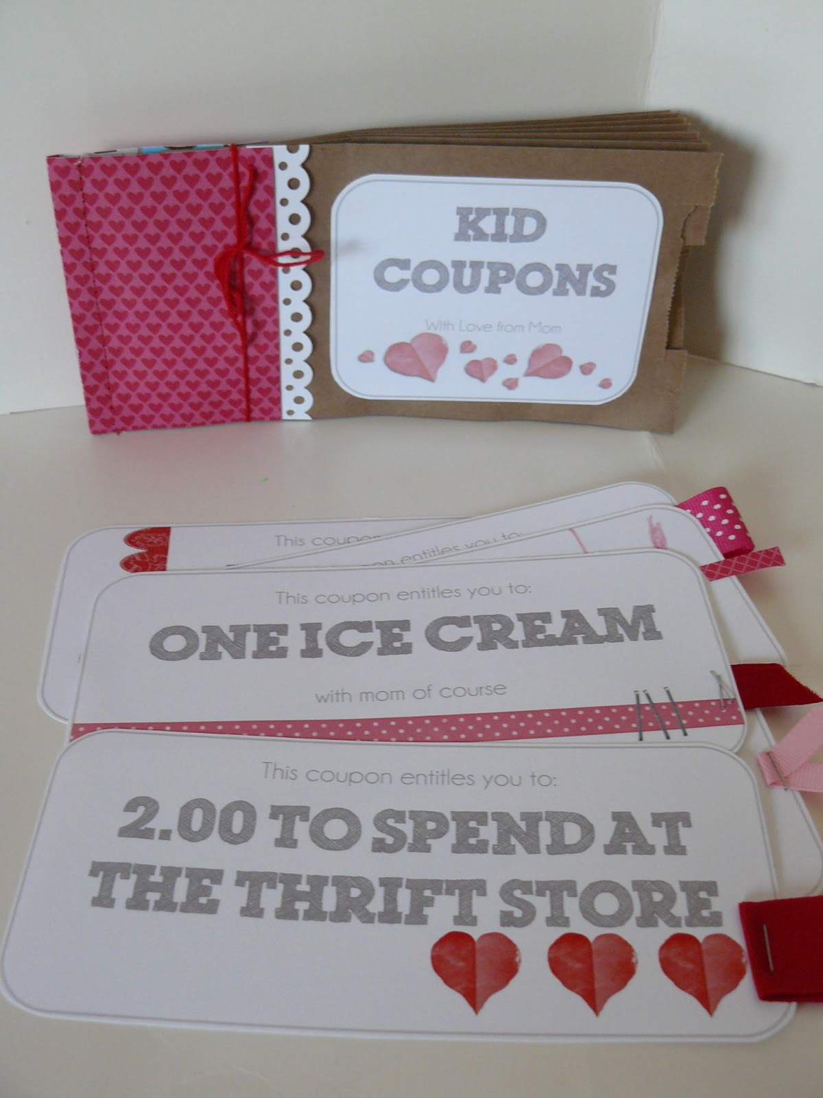 small fry co valentines coupon books for kids from mom