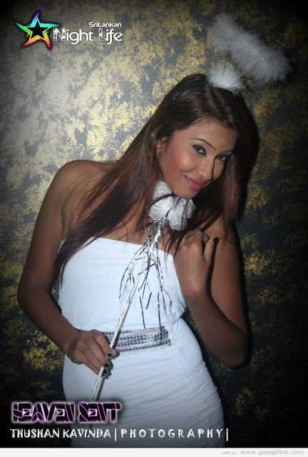 Srilankan Night Life - Fallon Micheal Hot Photos