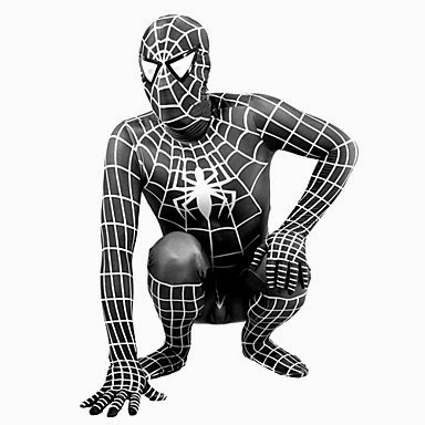 Traje Spiderman Negro