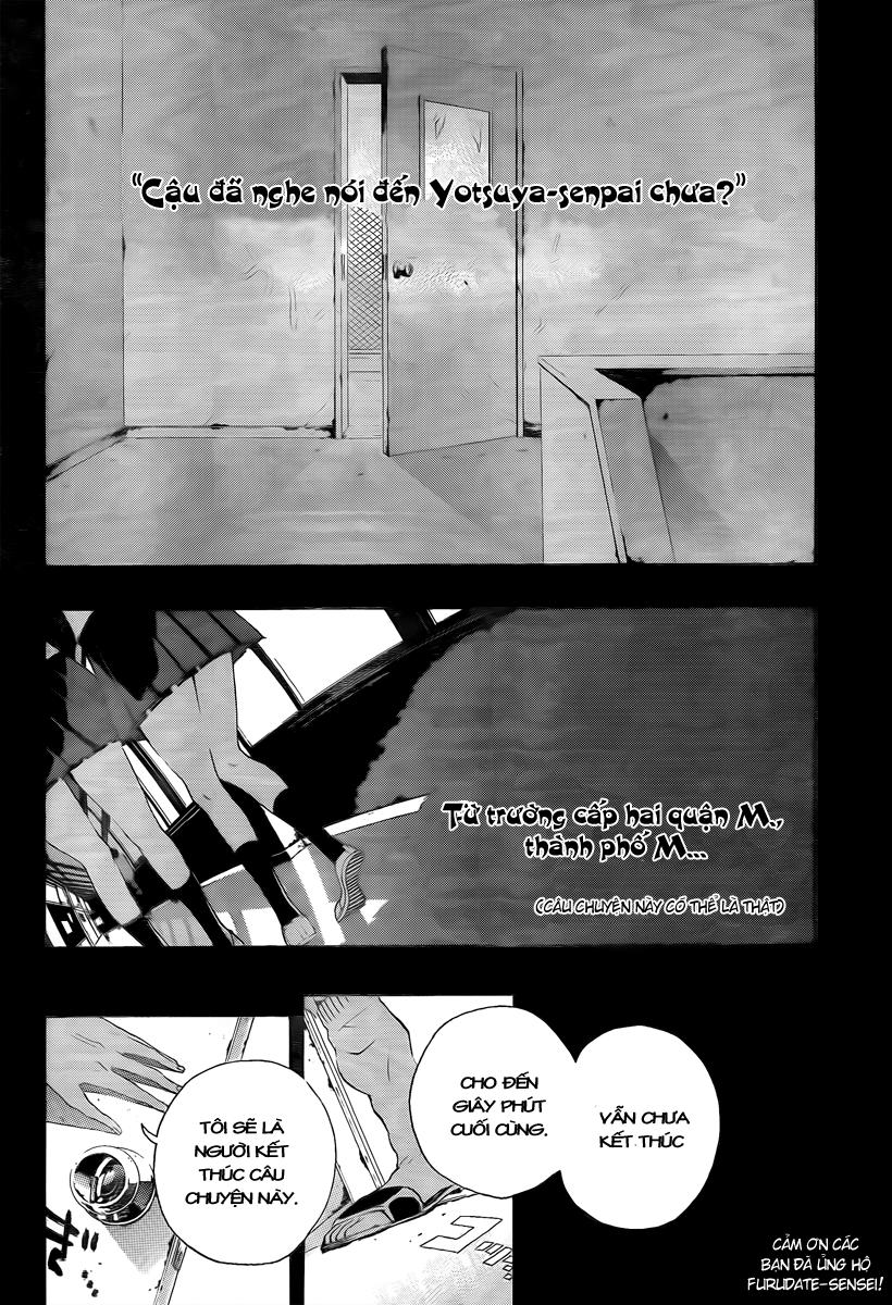 Kiben Gakuha, Yotsuya Senpai no Kaidan chap 18 – End Trang 16 - Mangak.info