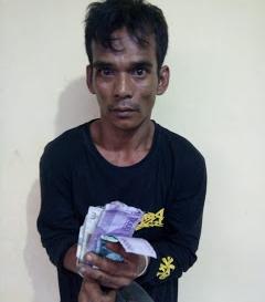 Pelaku Pembobol Toko Supermarket Ditangkap Polisi