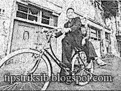 edit foto efek sketsa pensil photo pre wedding menggunakan photoshop
