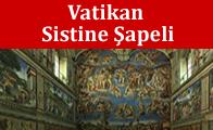Vatikan Sistine Şapeli Sanal Müzesi
