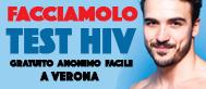 TEST HIV a Verona