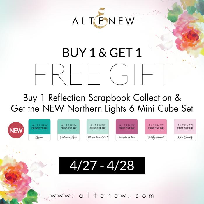 Altenew Free Gift!