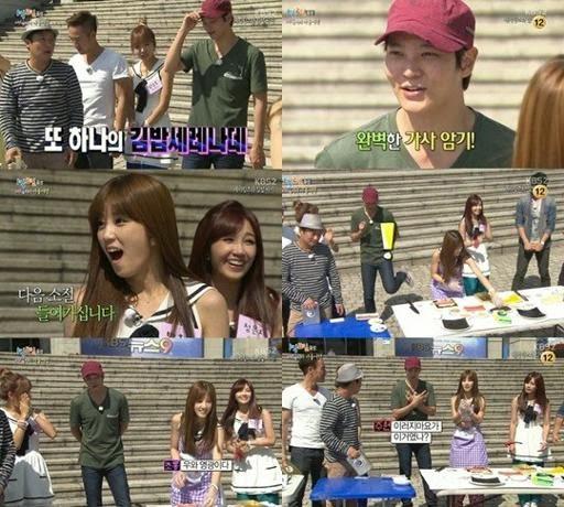 Joo Won A Pink´e Olan Sevgisini Gösterdi /// 7 Ekim 2013