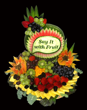 Say It With Fruit