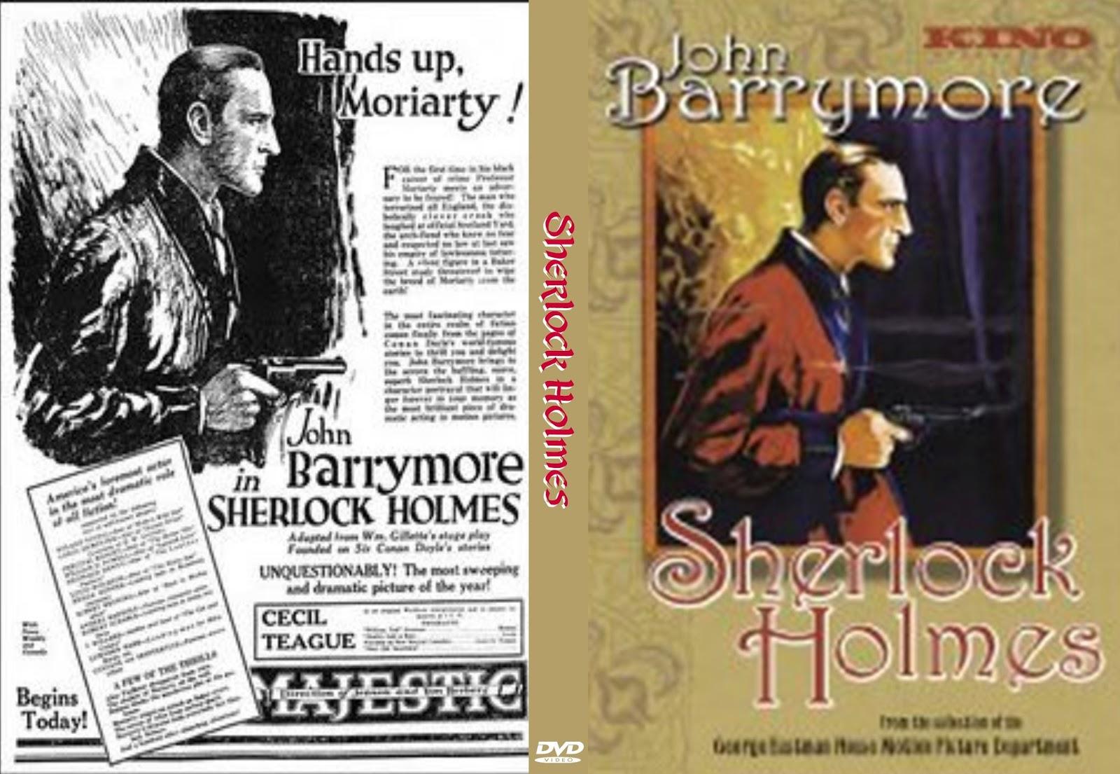 Sherlock Holmes ( 1922 ) DescargaCineClasico.Net