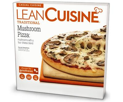 Weight loss can be fun and other blatant lies epiphany for Are lean cuisine pizzas healthy