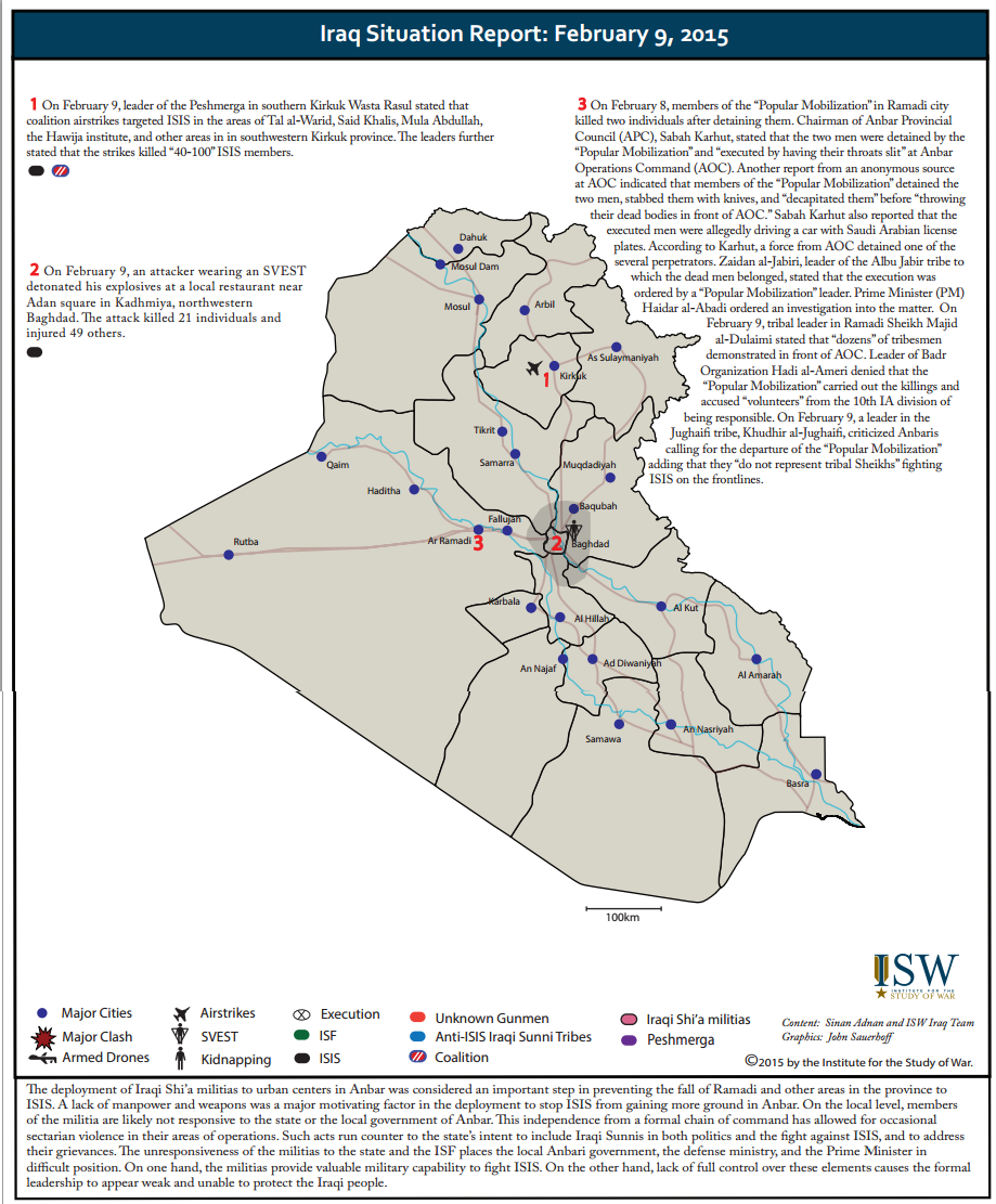 Counter Insurgency Blog Syria Iraq Afghanistan Since 2007