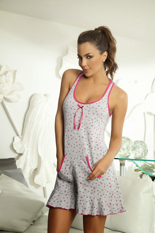 Model Photos: Natalia Velez - Cupido Collection 2012