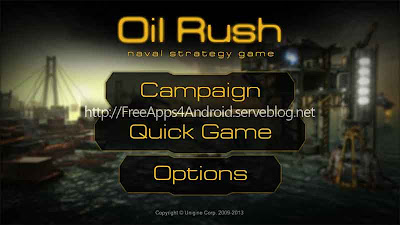Oil Rush: 3D naval strategy Free Apps 4 Android