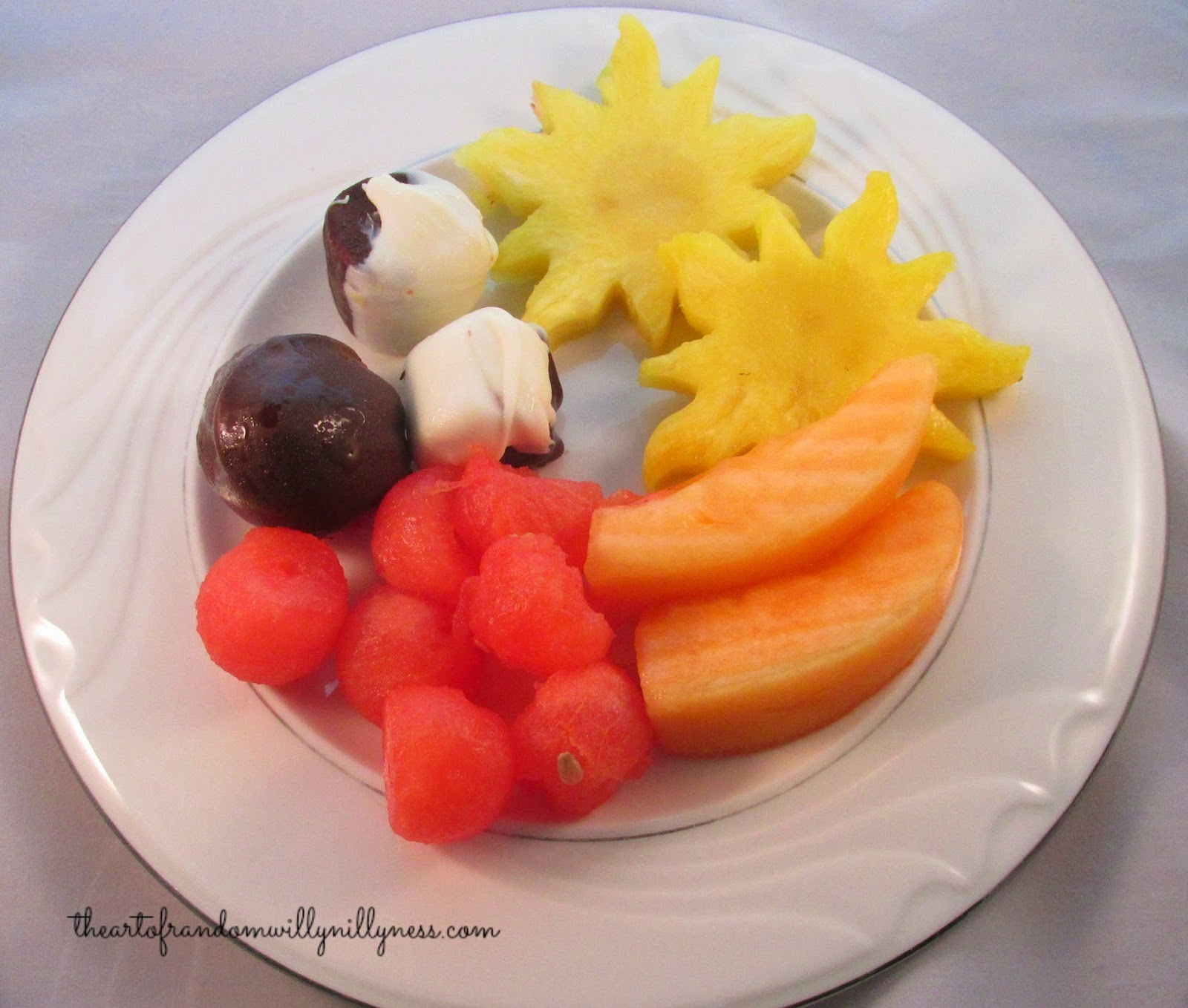 The Art Of Random Willy Nillyness Edible Arrangements