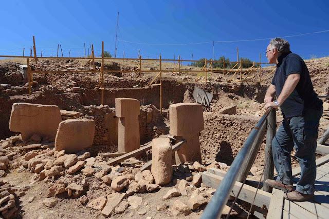 Civiltà preistoriche dell'era glaciale Gobekli-Tepe-6