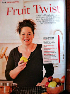 Stephanie Izard in Better Homes and Gardens
