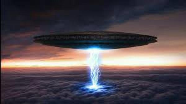 Τα UFO υπάρχουν και επισκέπτονται τη Γη! και δις κόσμος κοιμάται τον ύπνο του δίκαιου!